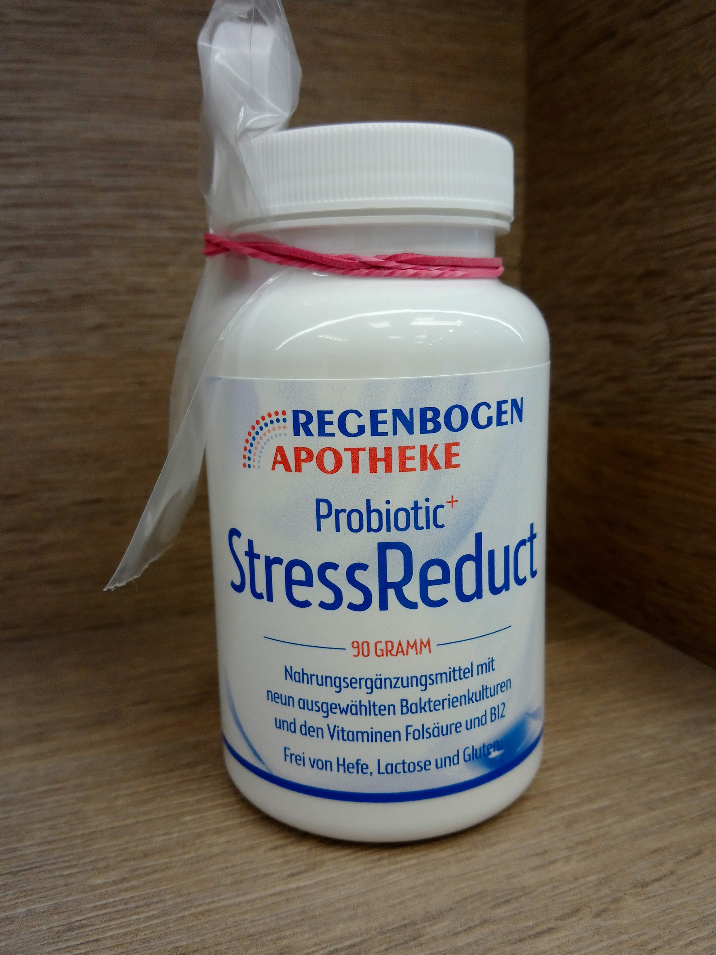 Regenbogen Apotheke Probiotic+ Stress Reduct 90g